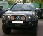 """Шноркель """"пиявка"""" Mitsubishi L200 06+"""