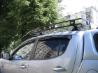 Багажник на Mitsubishi L200 New