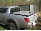 Алюминиевая распашная крышка на кузов